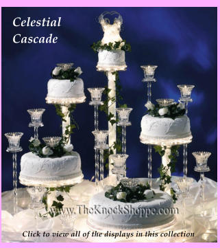 Click to view all of the displays in this collection Celestial Cascade